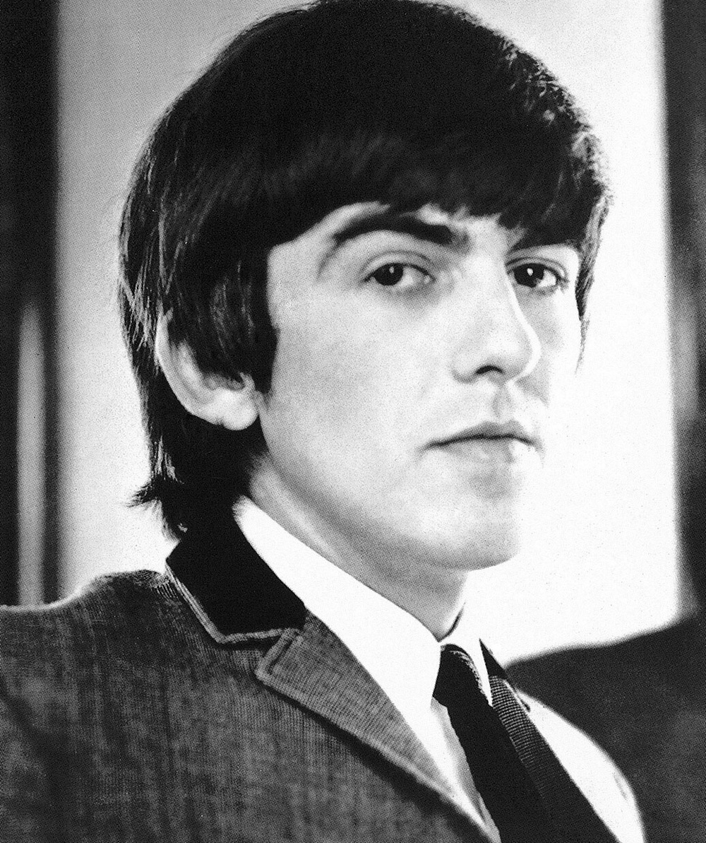 Gorgeous george beatles by day for The harrison