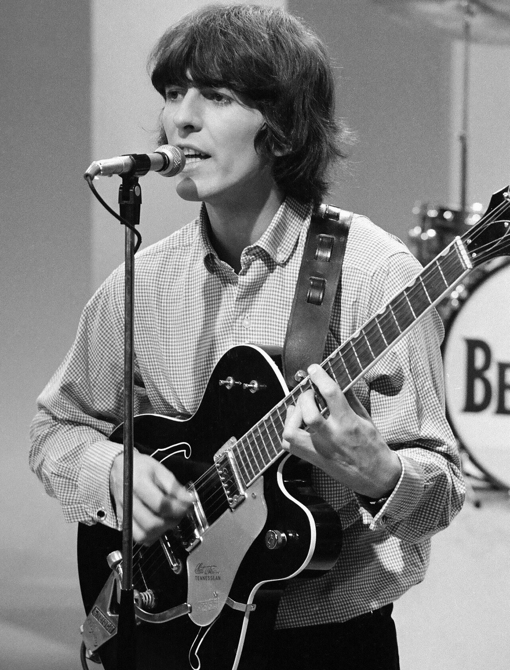 Images Of George Harrison 1966