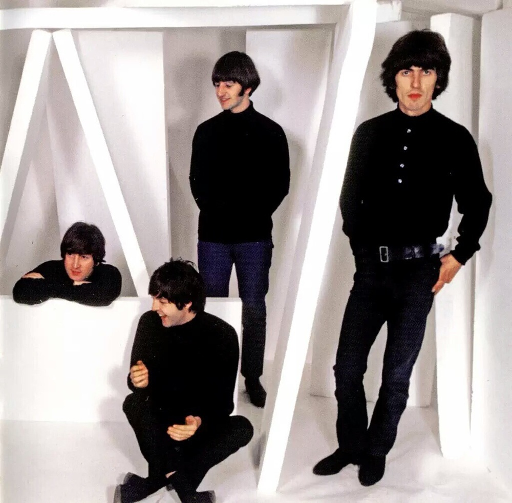The Beatles photo shoot, December 1965.