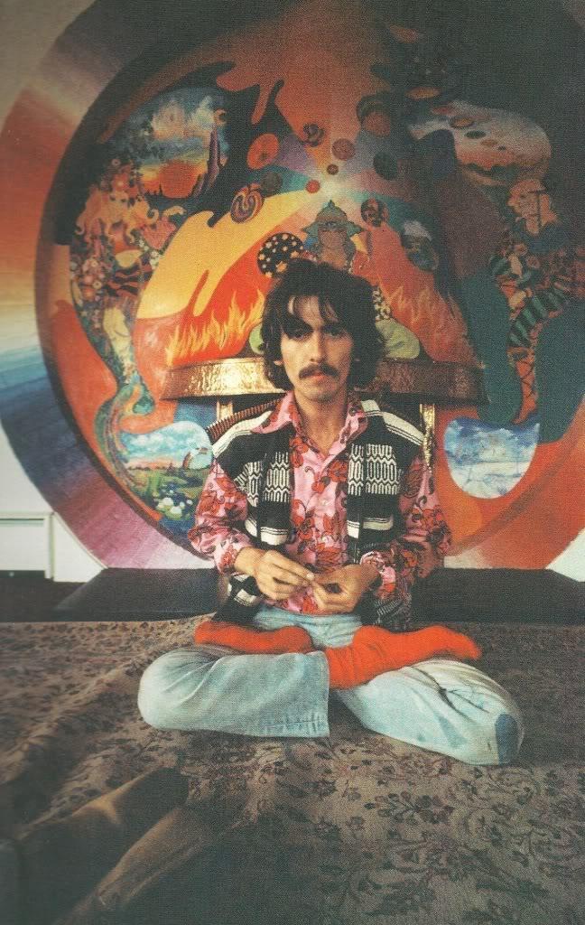 George Harrison circa 1967.