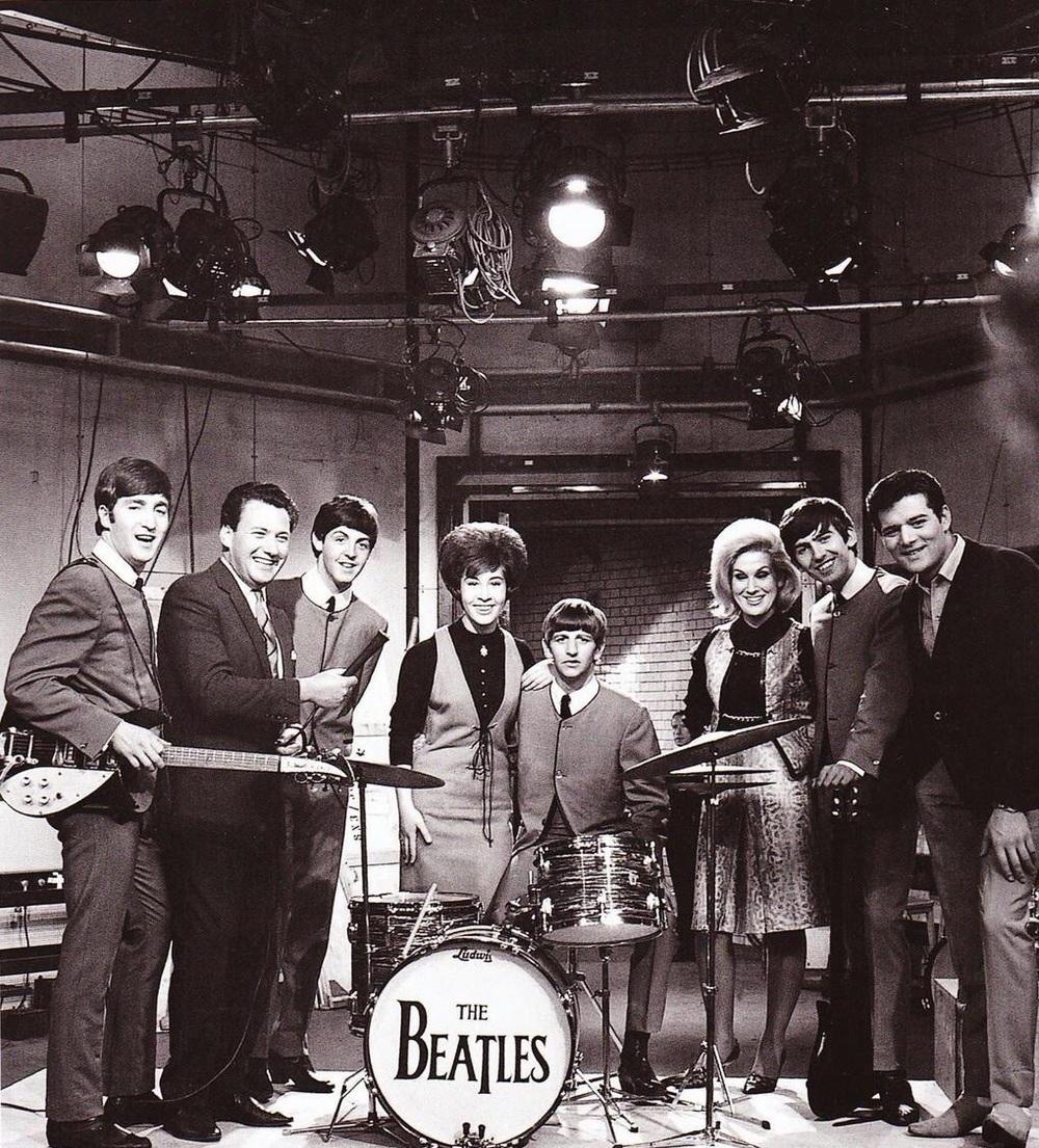 The Beatles on Ready, Steady, Go! October 4th 1963.