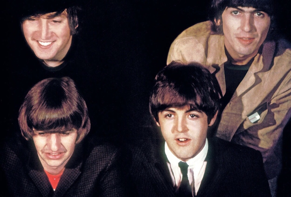 The Beatles photographed, circa 1965