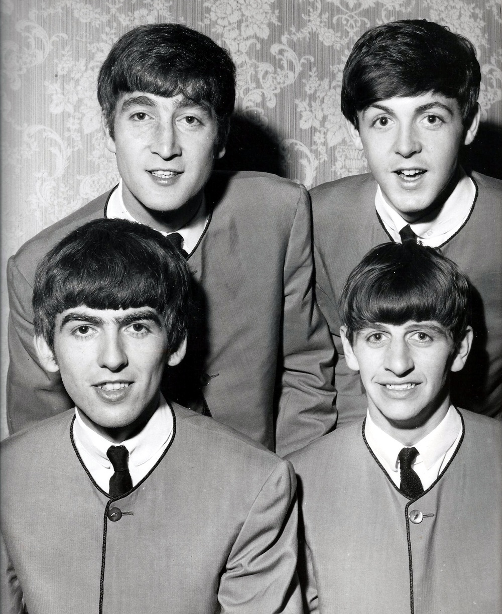 The Beatles circa 1963.
