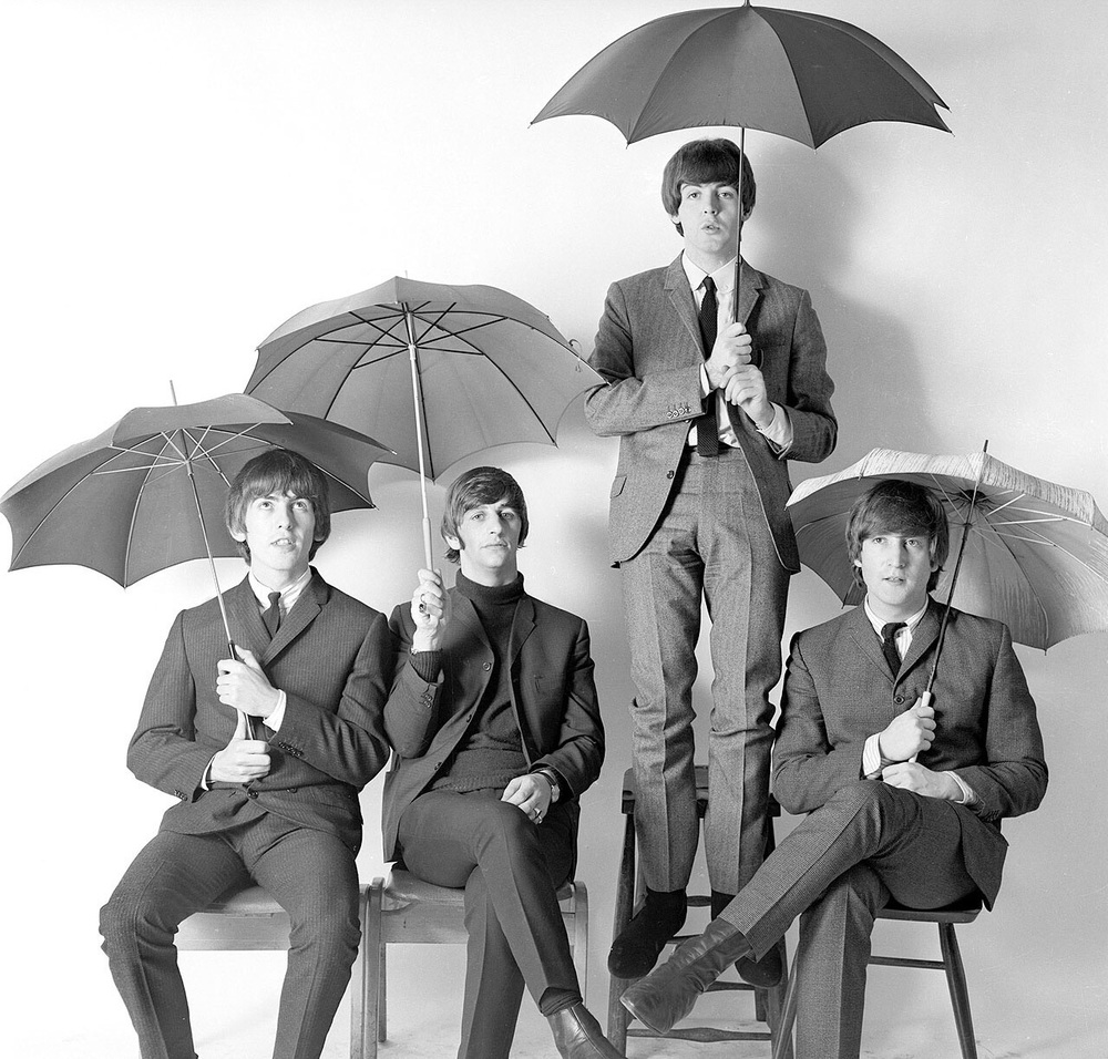 The Beatles, 1964.