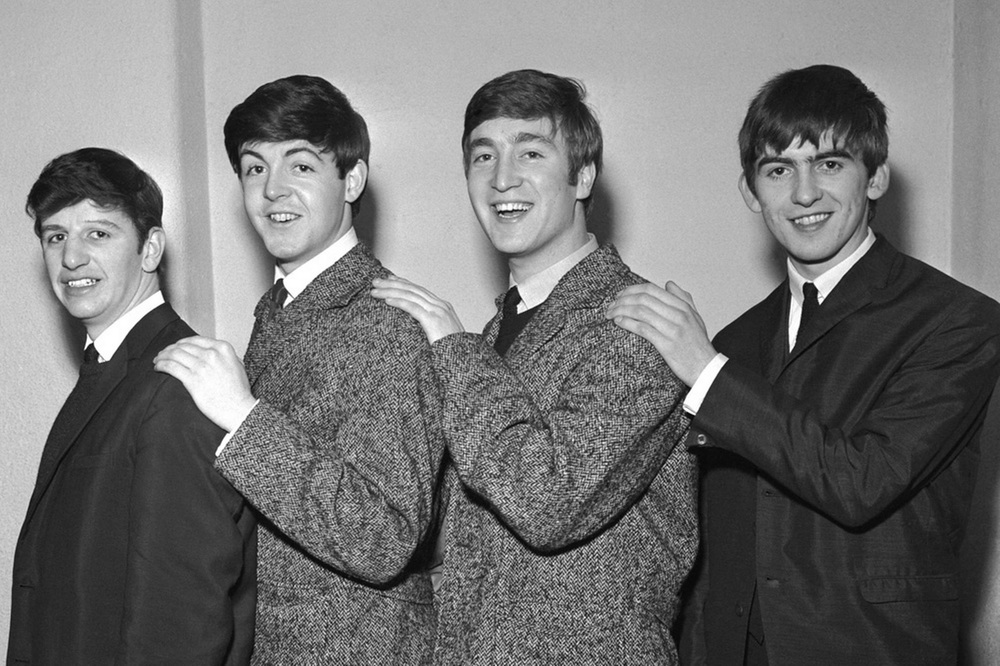 The Beatles, 1963.
