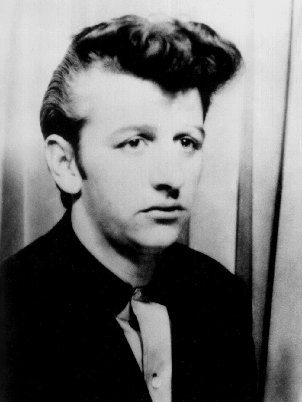 Ringo Starr circa 1960.