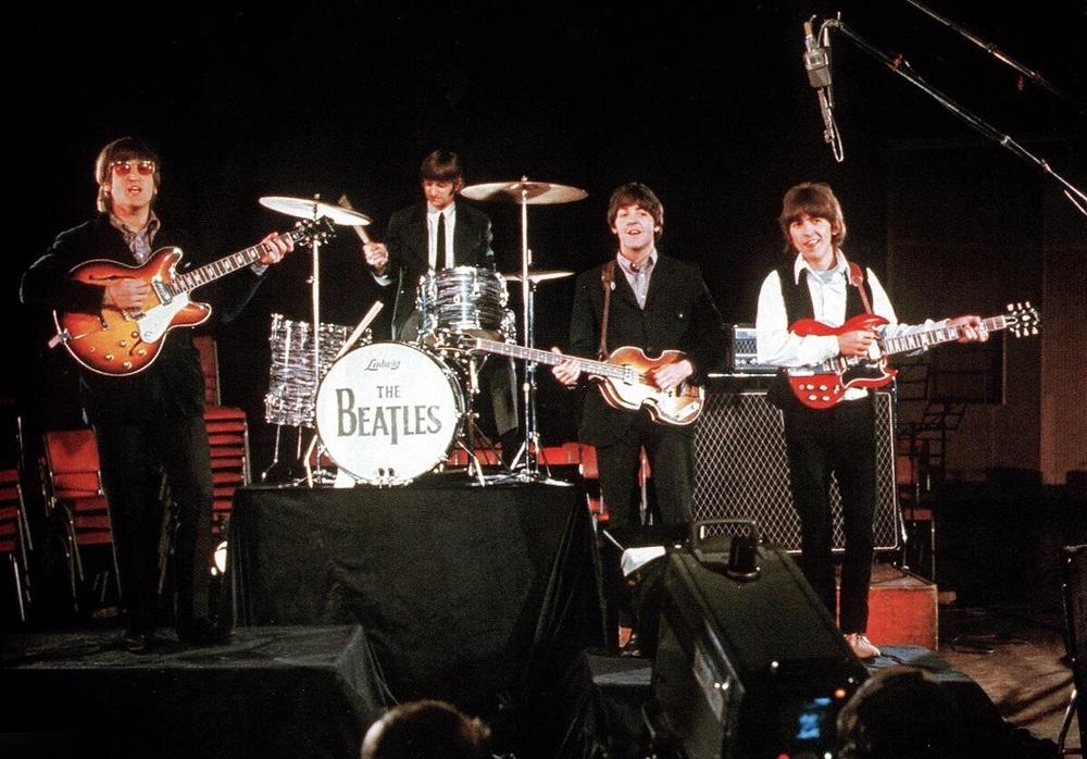 The Beatles, 1966.