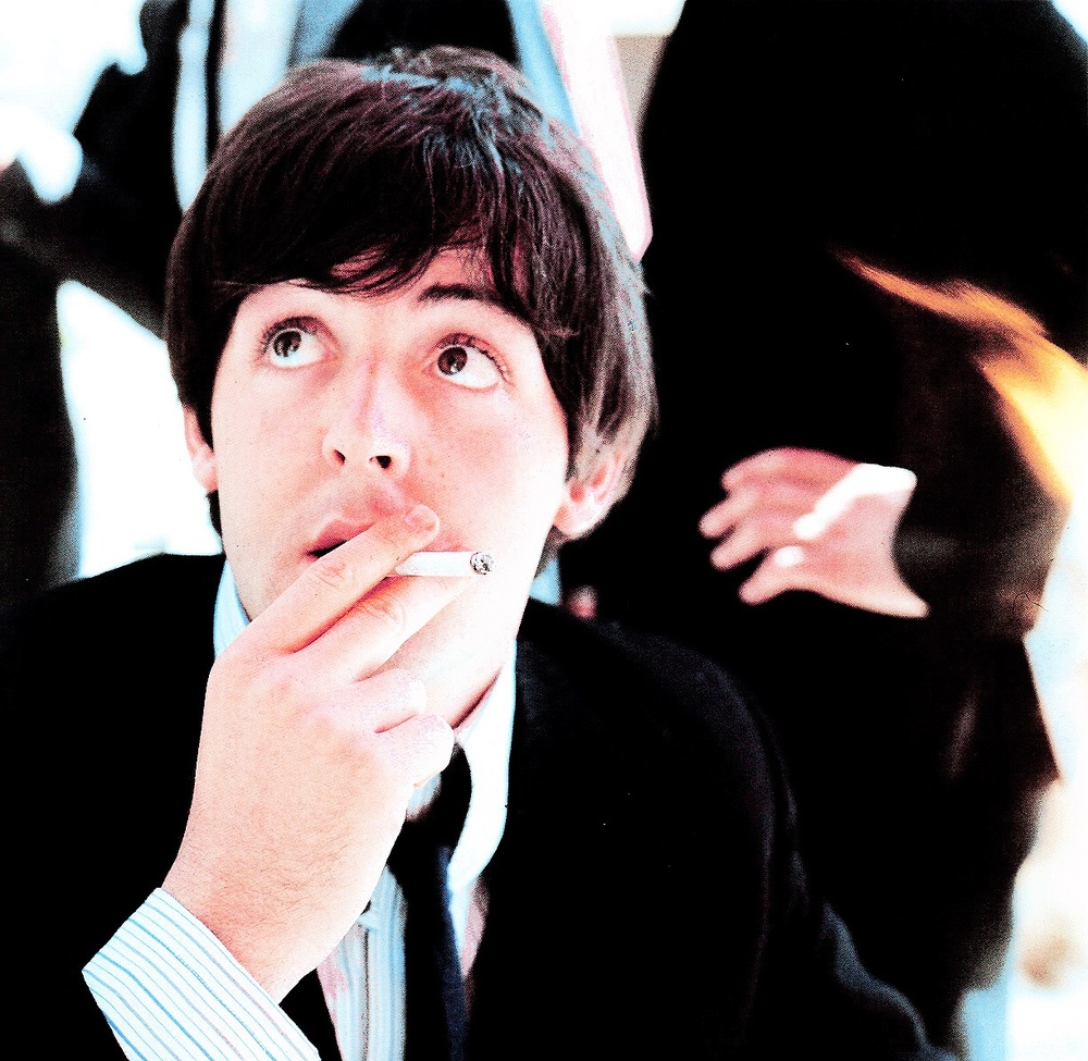 Paul McCartney, 1964.