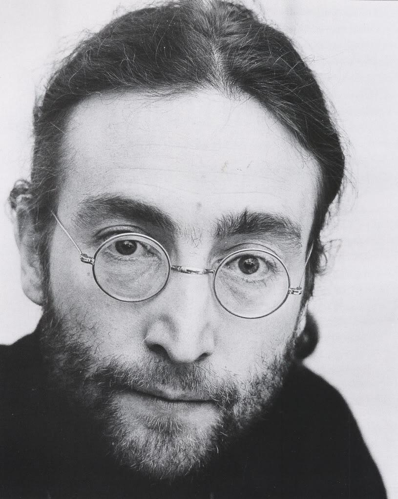 John Lennon, circa 1970.