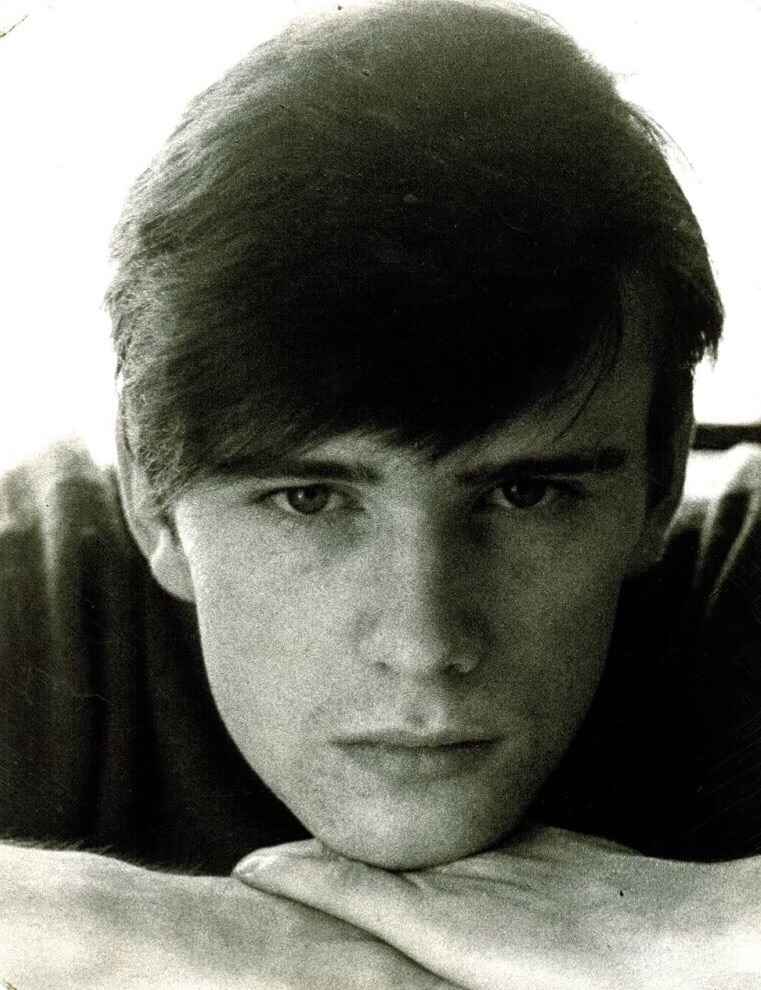 The Beatles' first bassist Stuart Sutcliffe.