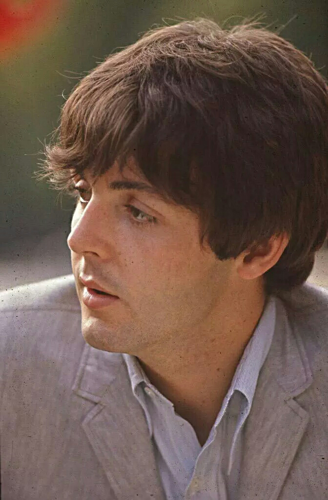 Paul McCartney, 1965.