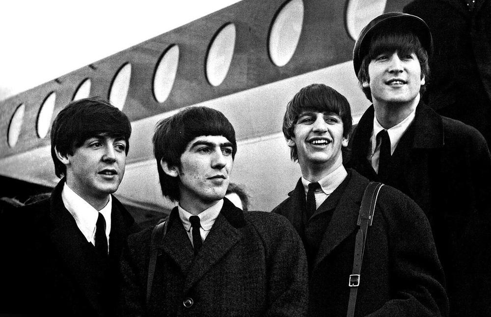 The Beatles in America, 1964.