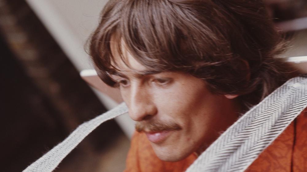 George Harrison, 1967.