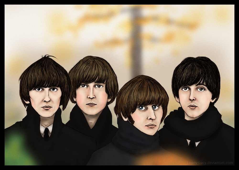 Beatles for Sale.