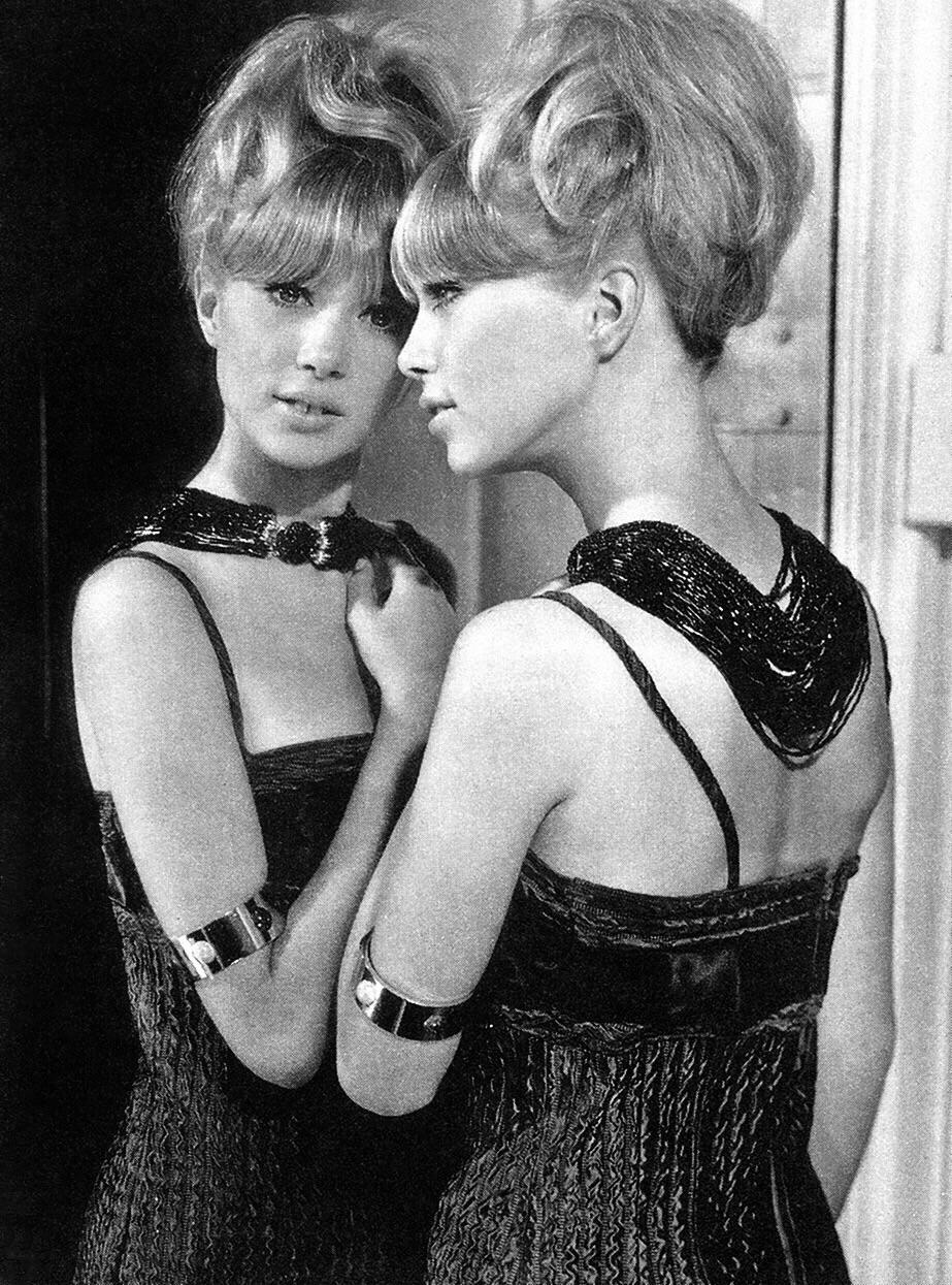 Pattie Boyd, 1965.