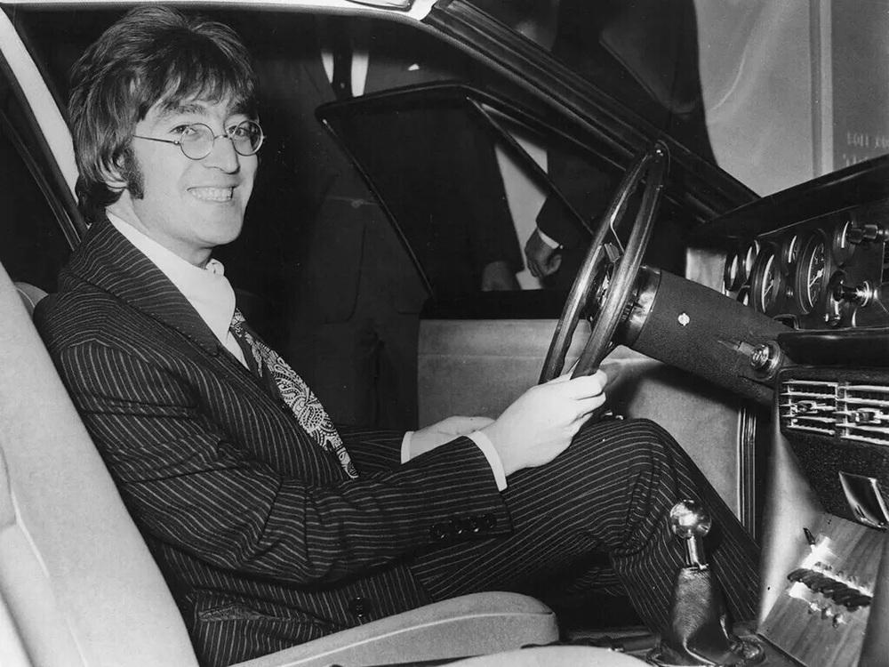 John Lennon, 1967.