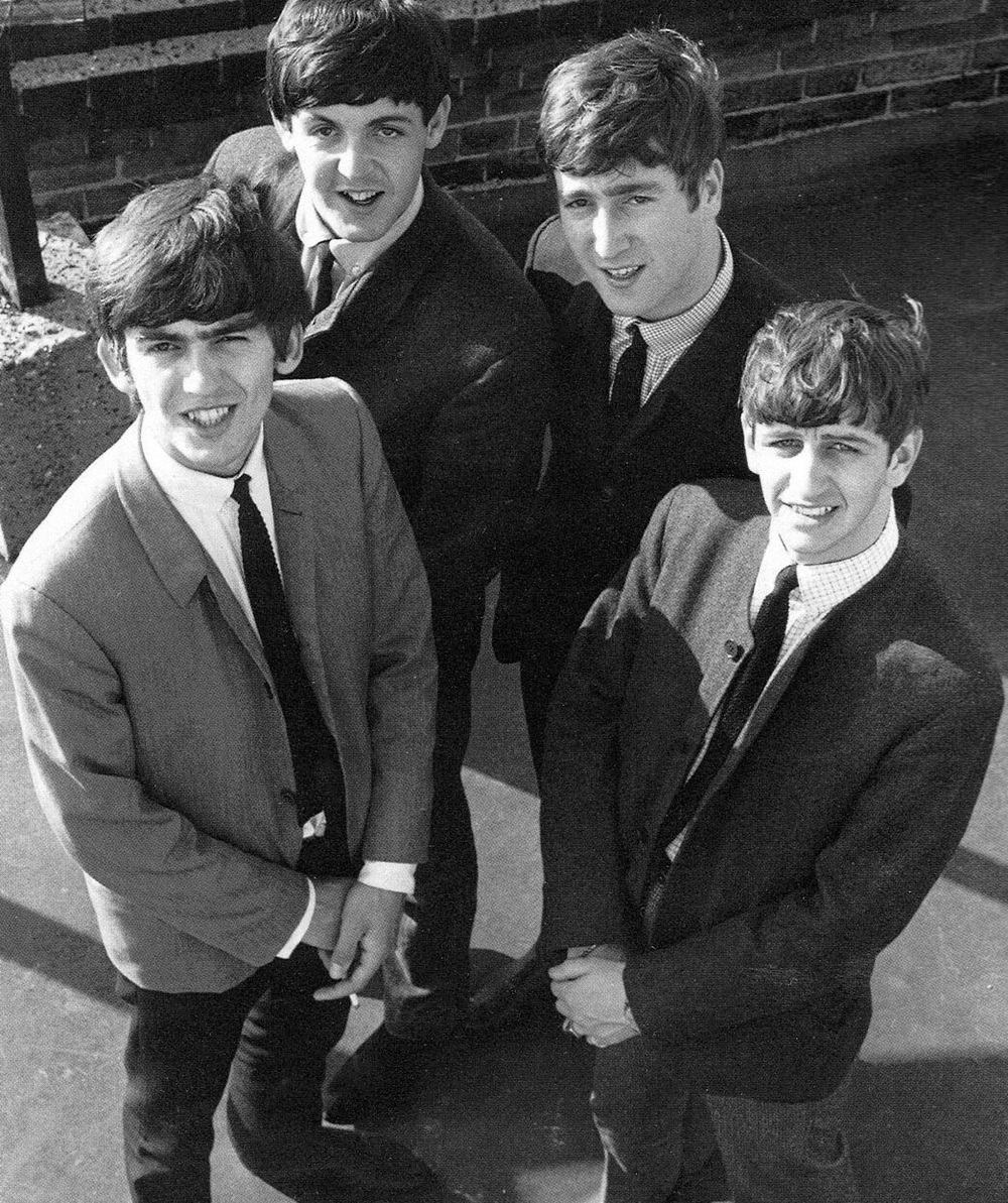 The Beatles, 1963..