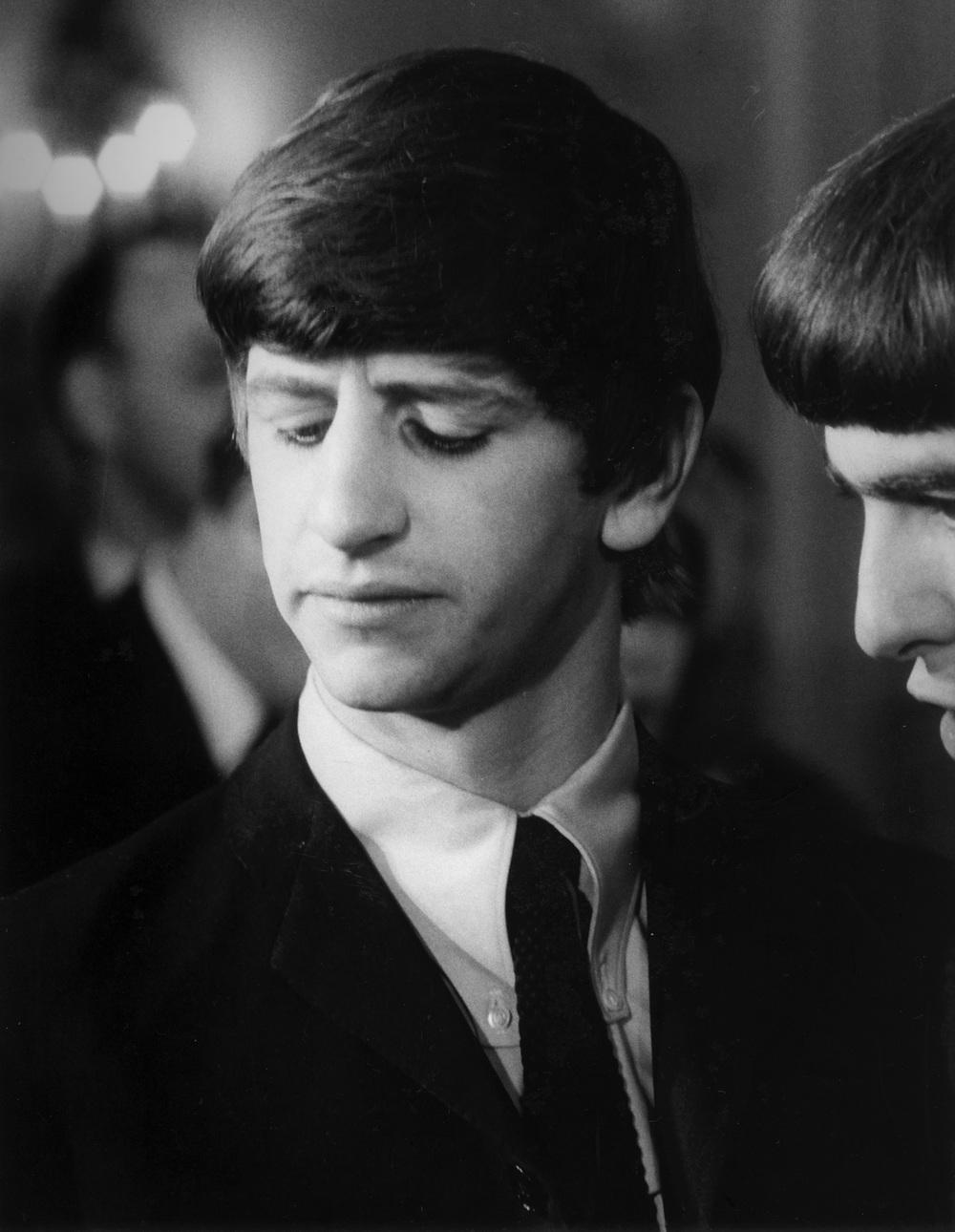 Ringo Starr, 1964,