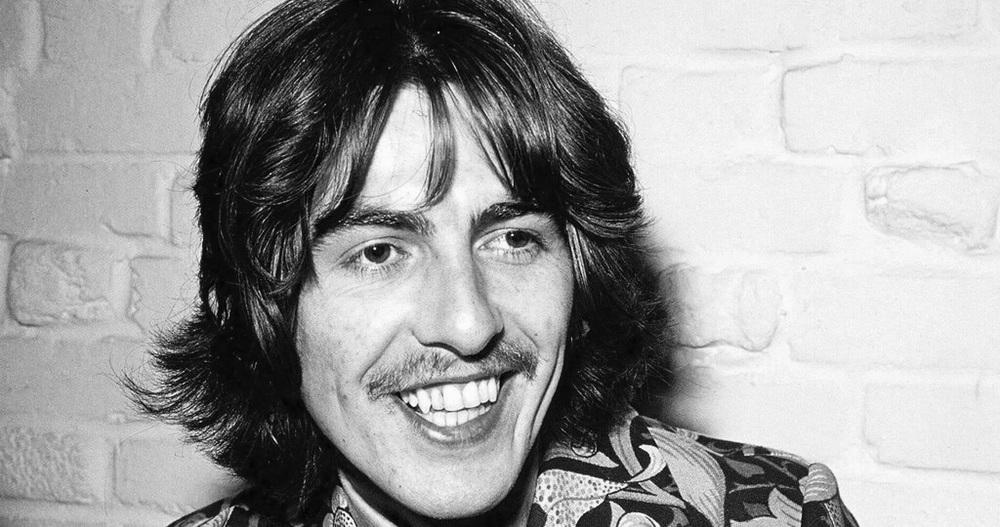 George Harrison, 1968.