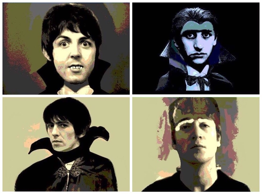 The Ghoulish Beatles.