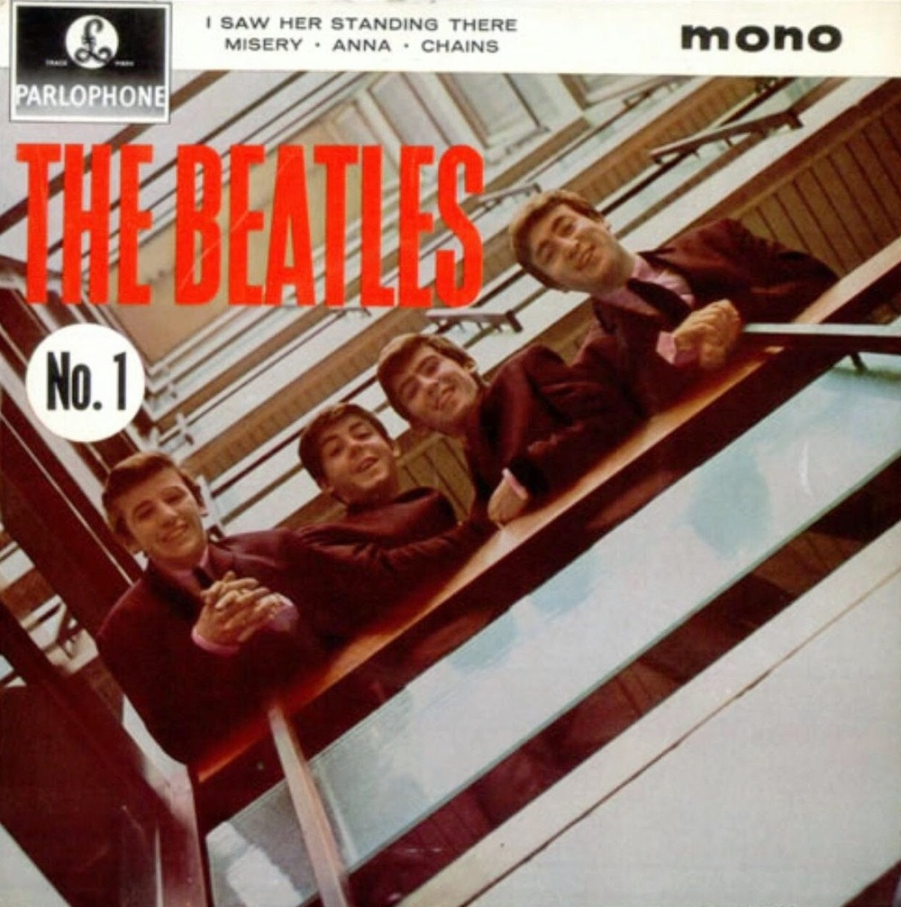 The Beatles (No. 1) EP released November 1st, 1963.