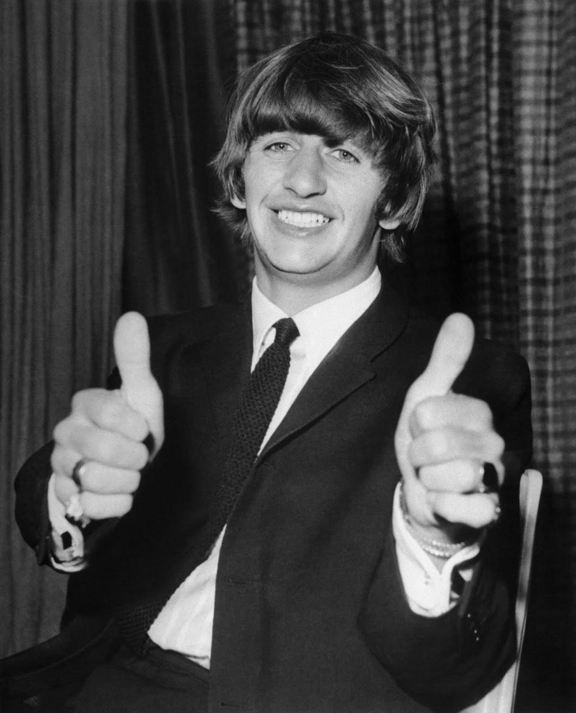 Ringo Starr, 1965.