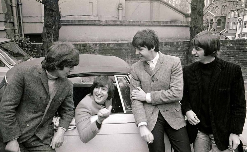 The Beatles, 1965.