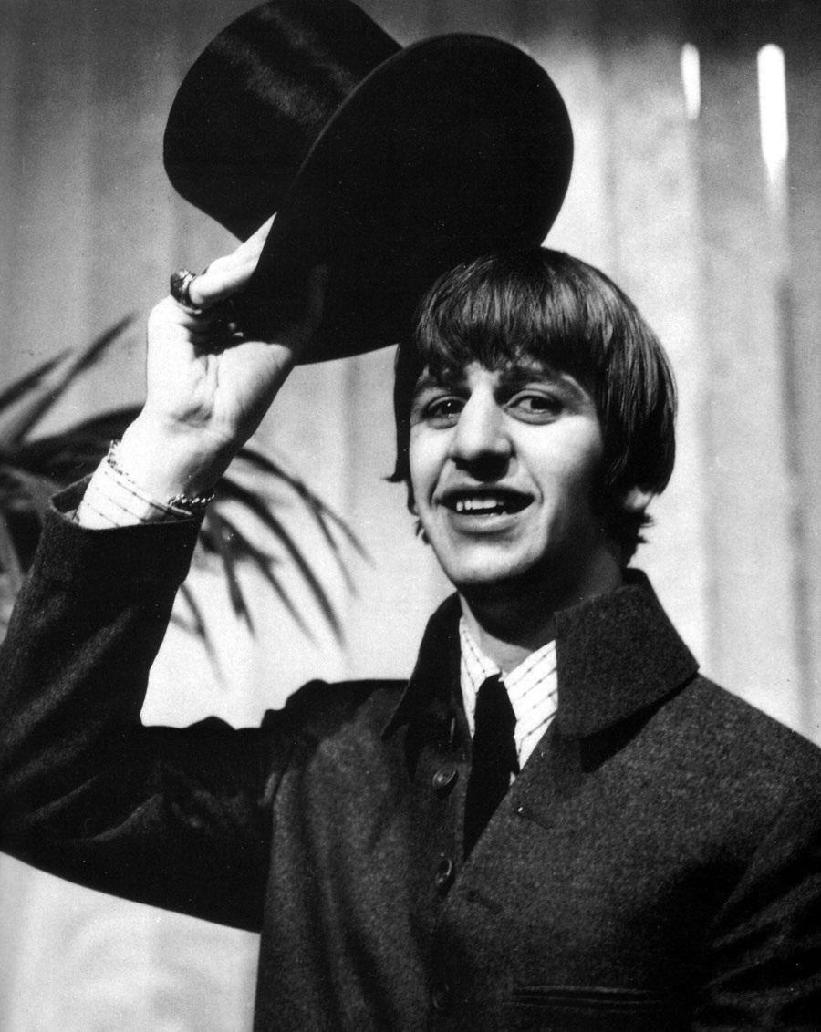 Ringo Starr, 1964.