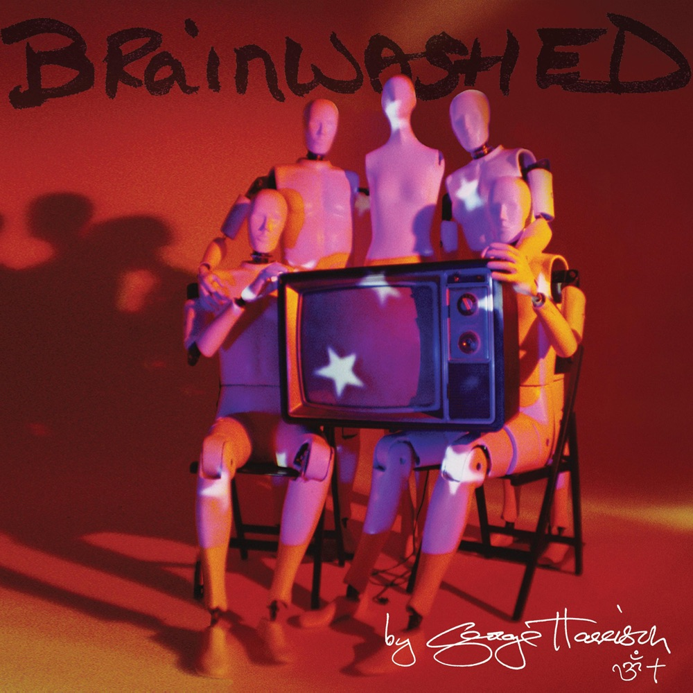 George Harrison's Brainwashed, released November 18th, 2002.