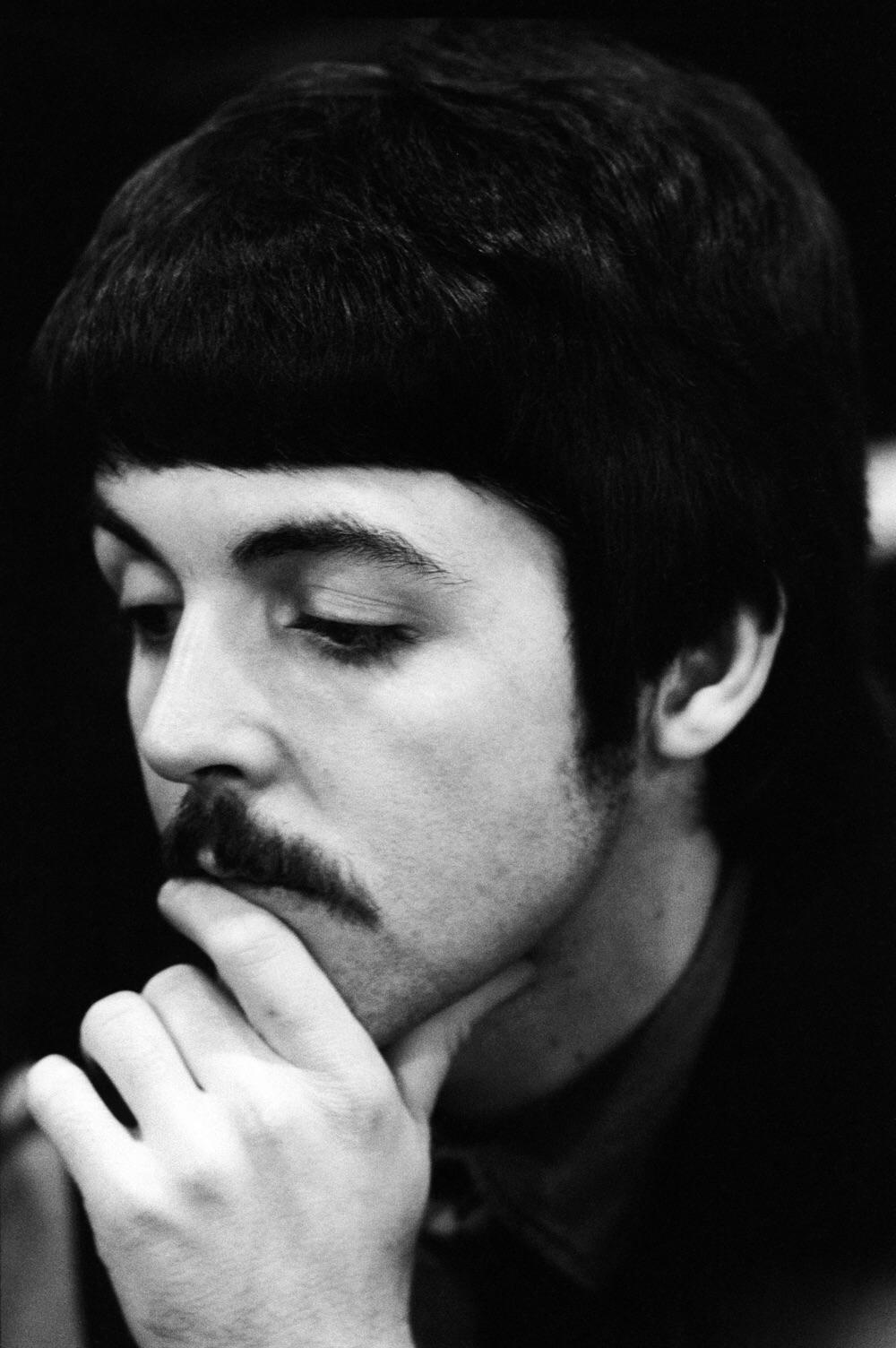 Paul McCartney, 1967.