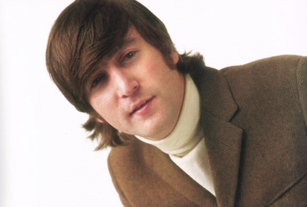 John Lennon at the butcher photo shoot, March 25th 1966.