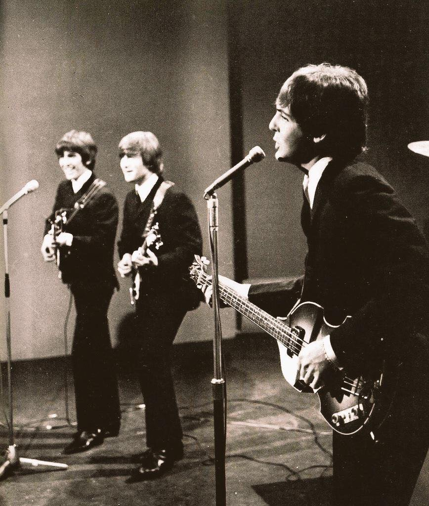 The Beatles live 1964.