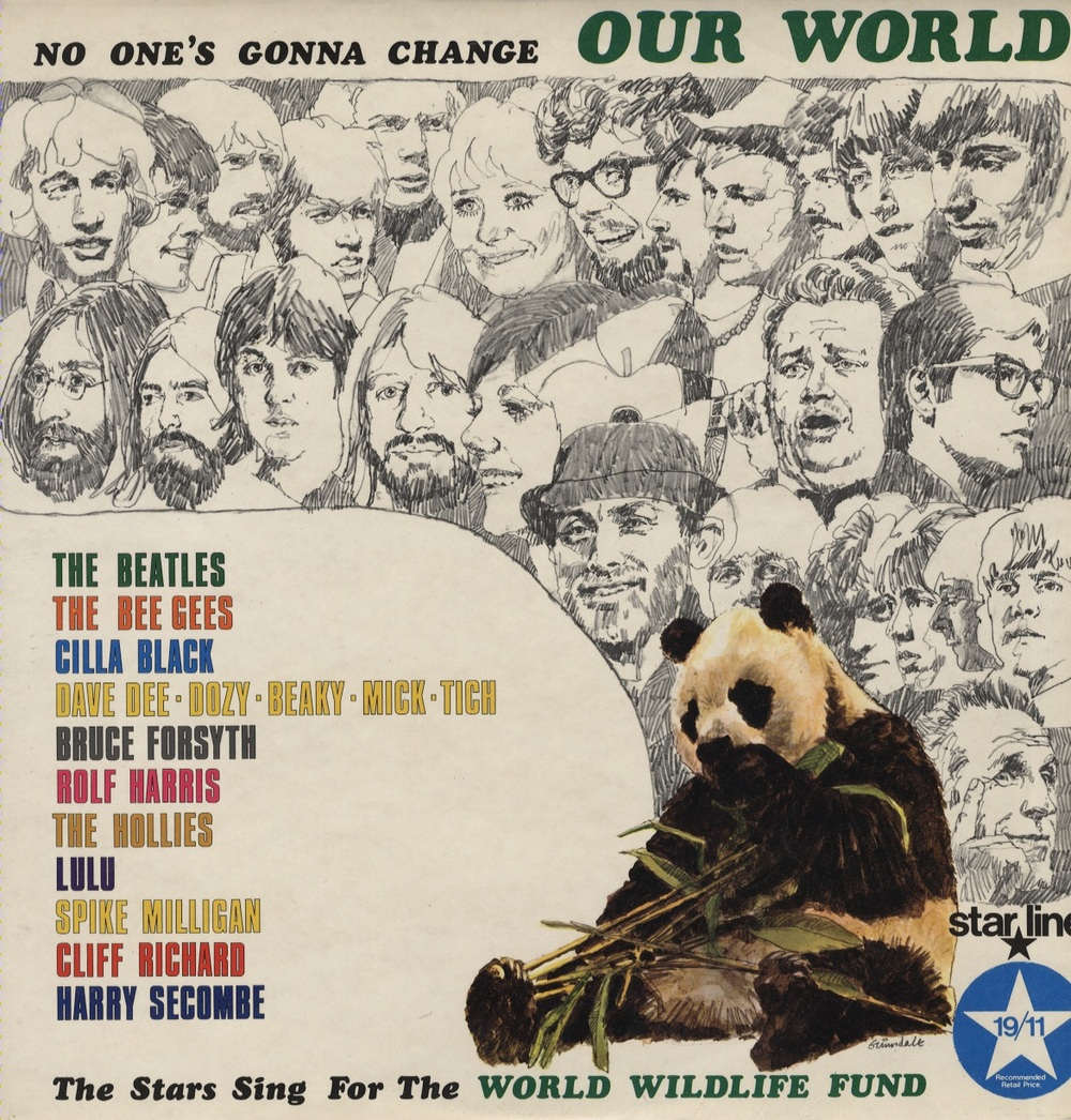 No One's Gonna Change Our World, 1969.