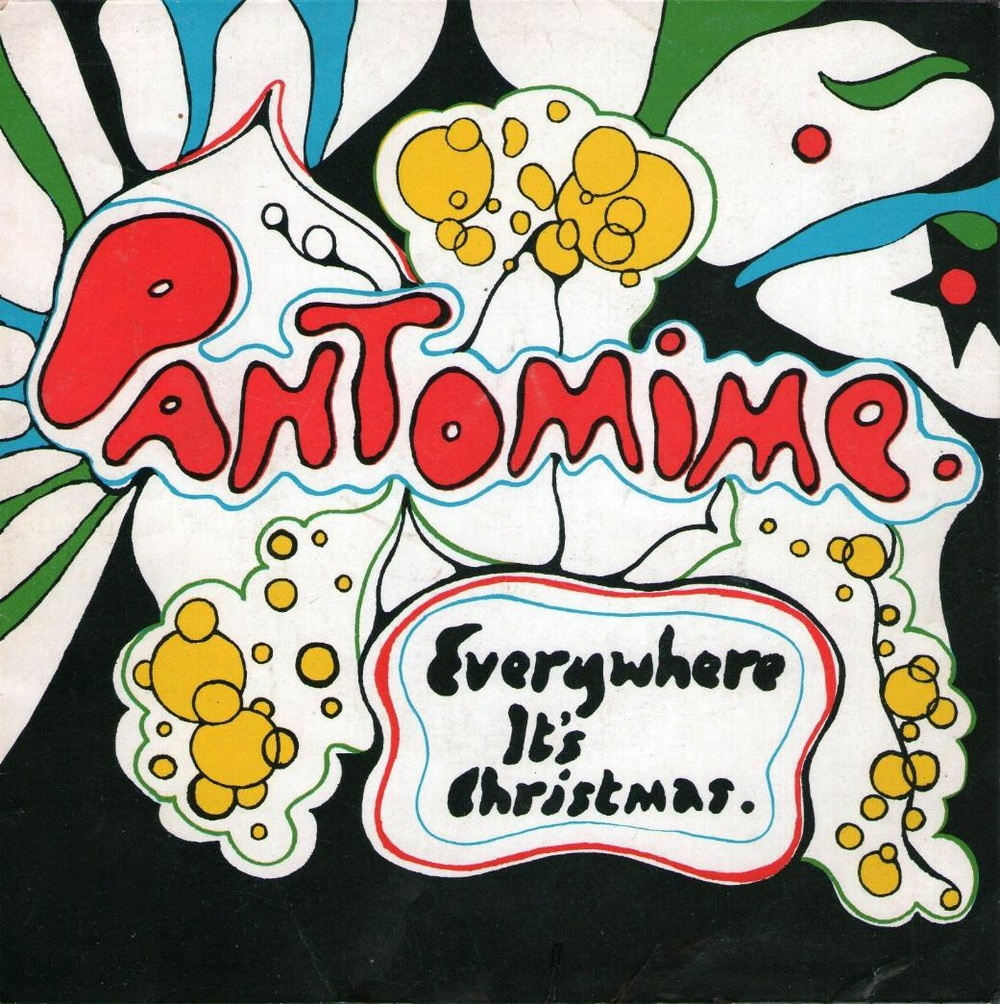 Pantomime: Everywhere It's Christmas, 1966.