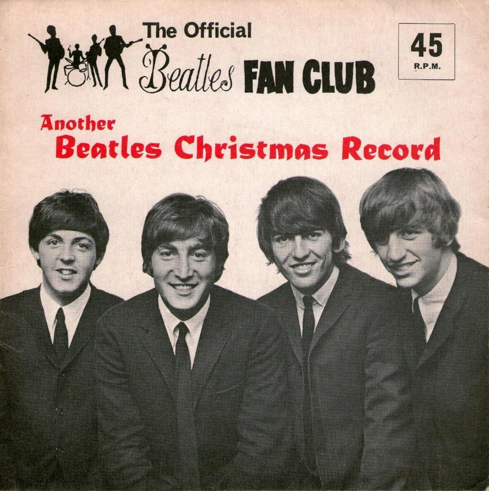 Another Beatles Christmas Record, 1964.