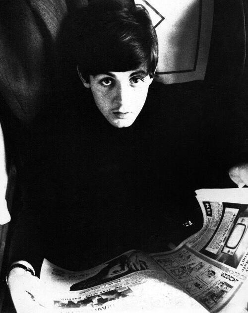 Paul McCartney 1963.