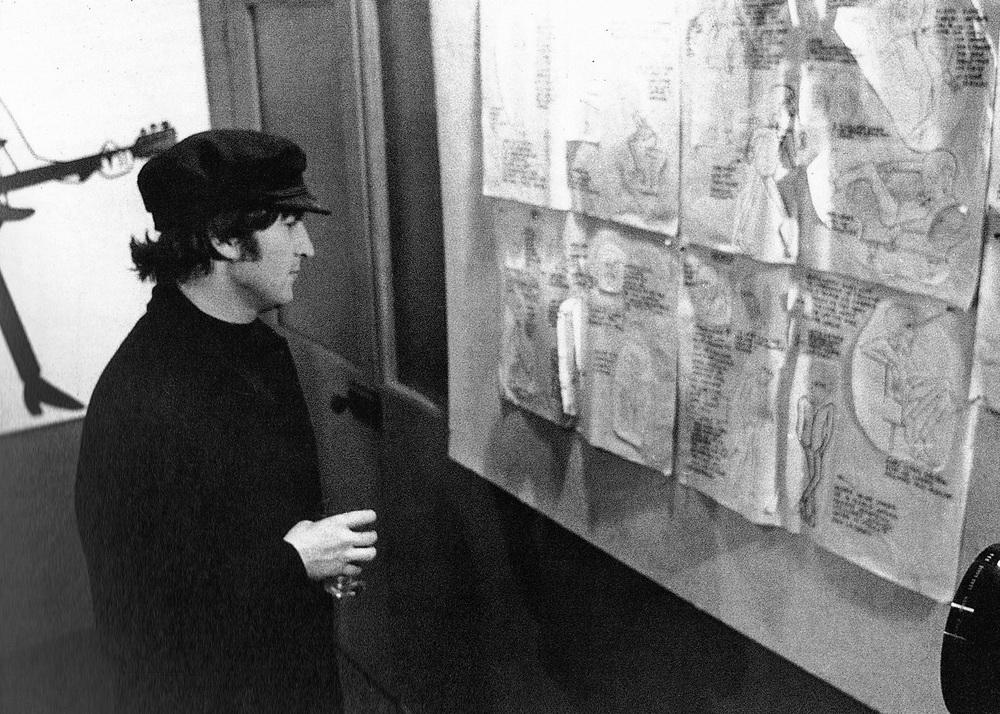 John Lennon 1965.