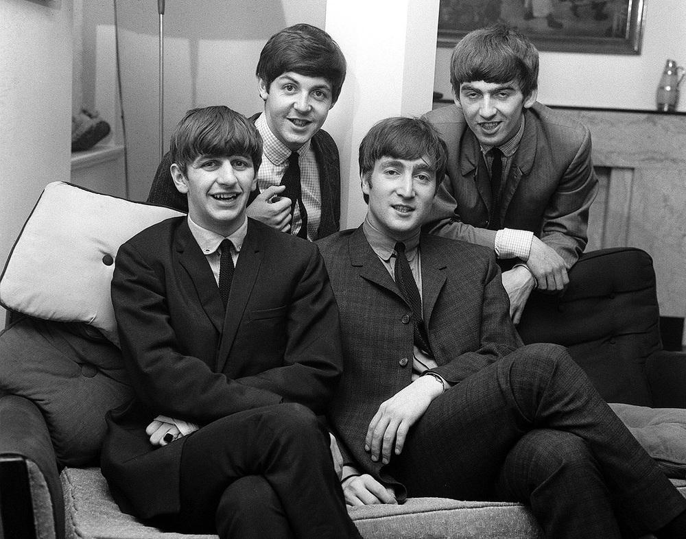 The Beatles 1963.