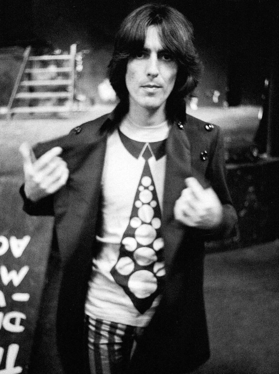 George Harrison 1968,