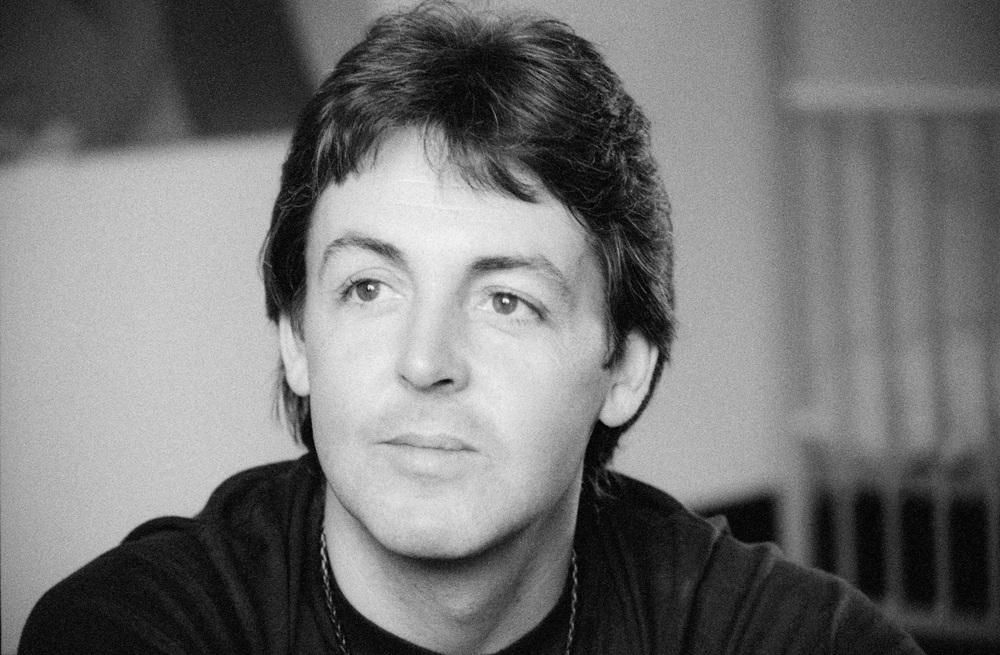 Paul McCartney 1980.