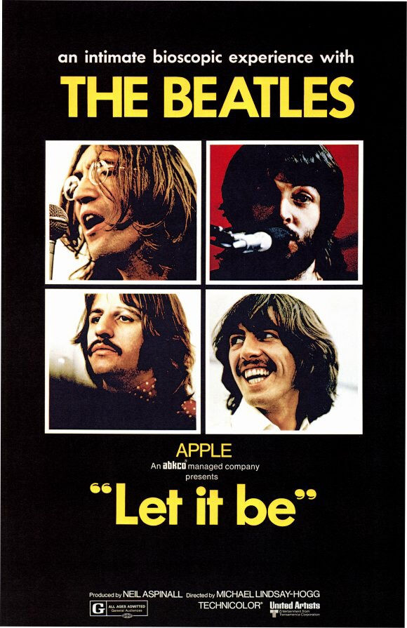 Let It Be documentary film.