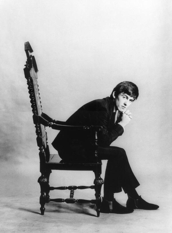 George Harrison 1962.