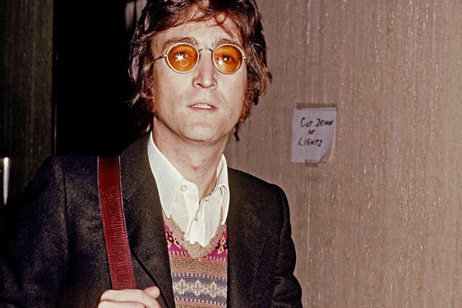 John Lennon, 1971.