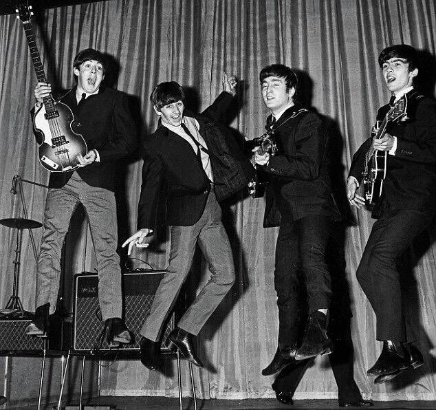 The Beatles' Royal Command Performance, November 4th 1963.