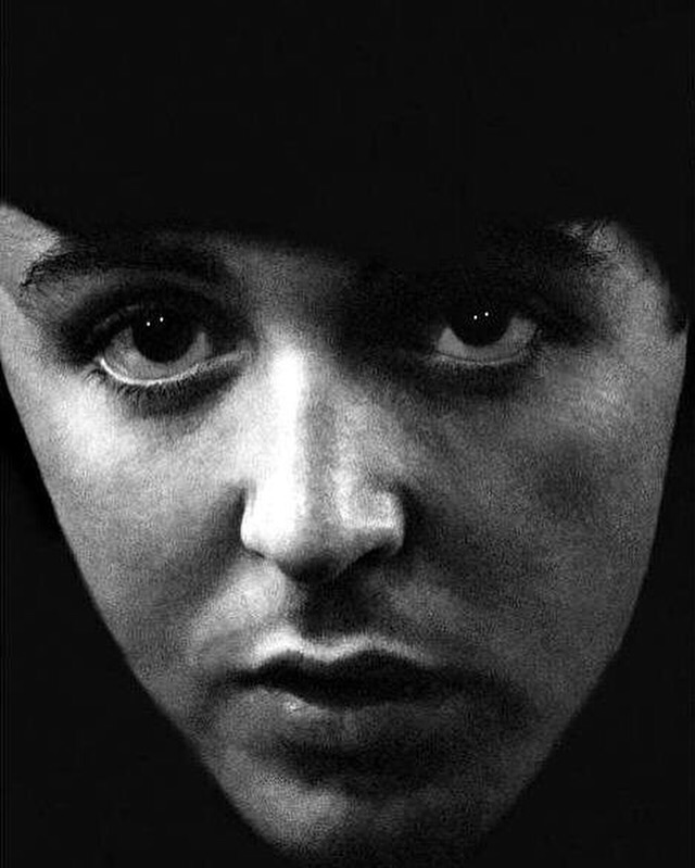 Paul McCartney circa 1963.