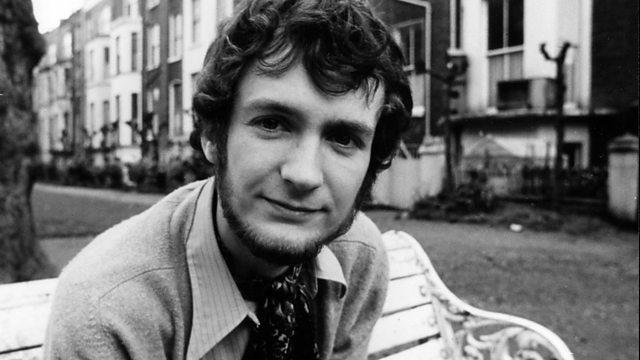 BBC disk jockey Kenny Everett.