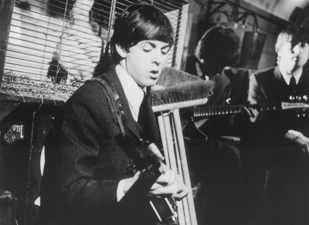 Paul McCartney 1964.