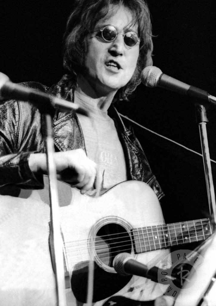 John Lennon 1974.