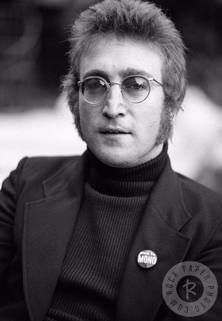 John Lennon 1973.