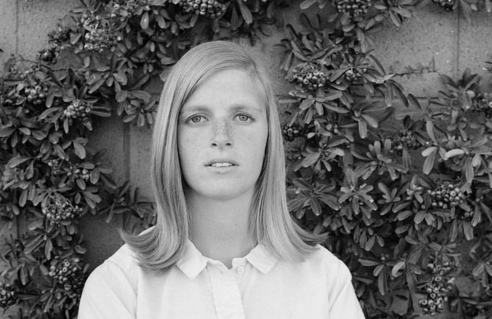 Linda Eastman, 1965.